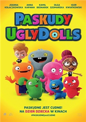 Paskudy.Ugly dolls 2D dubbing